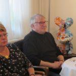Der AWO Ortsverein Teltow bei uns zu Gast am 15.11.2018 Frau Wutschik und Herr Lothar Kremer, Vorsitzender