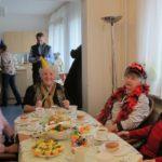 v. n. r. Frau Masseli, Frau Luhn, Frau Niemann und Frau Kinzel