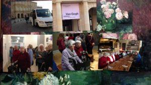 Besuch der Van Gogh Ausstellung im Museum Barberini